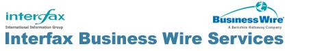 Interfax-BusinessWire Logo